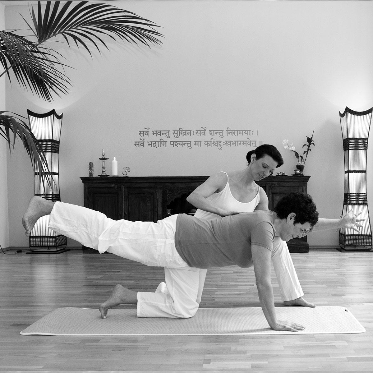 Martina Sommer Goldammer Yogapraxis