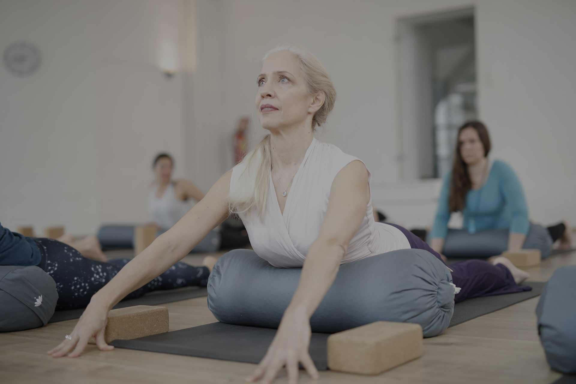 Über das Yogazentrum Mödling