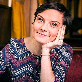 Lena Raubaum Sprecherin