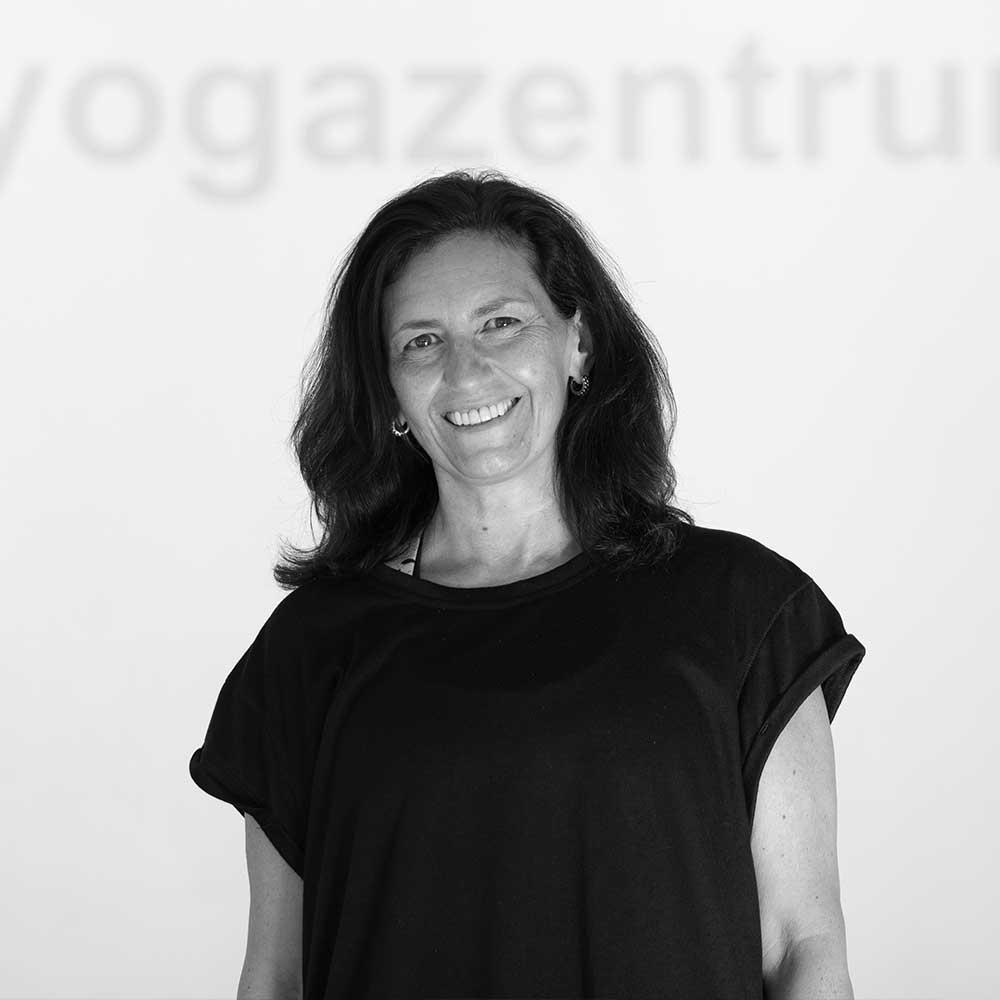 Bettina Engel Rückenyoga